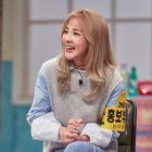 Sandara Park revela con franqueza las inseguridades que sintió como integrante de 2NE1