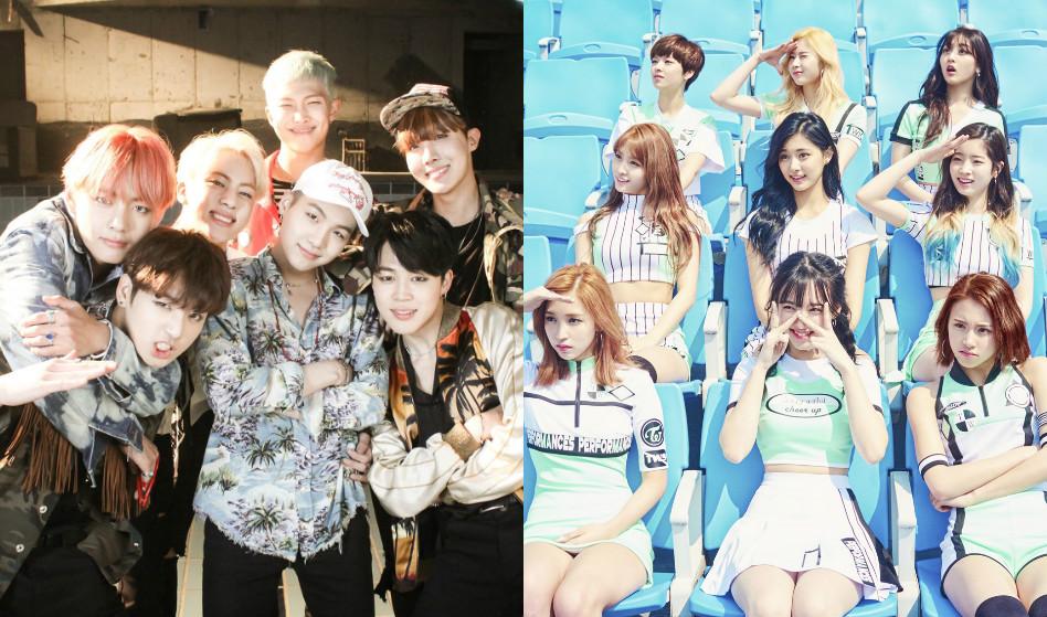 Los 10 grupos idols que ver con más expectativas en el 2017 Idol Star Athletics Championships
