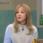 Sandara Park comparte como se siente actualmente con la separación de 2NE1 + recuerda el apoyo que recibió de parte de la familia YG