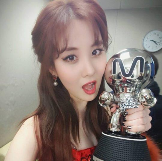 """Seohyun consigue su primera victoria con """"Don't Say No"""" en """"M!Countdown"""", actuaciones de AOA, NCT 127 y más"""