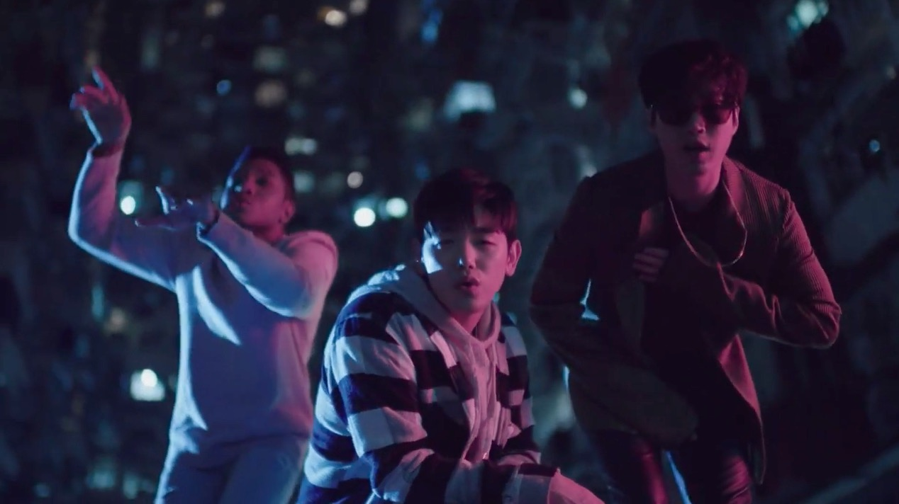 "Gallant, Tablo y Eric Nam revelan el tan esperado video de ""Cave Me In"""
