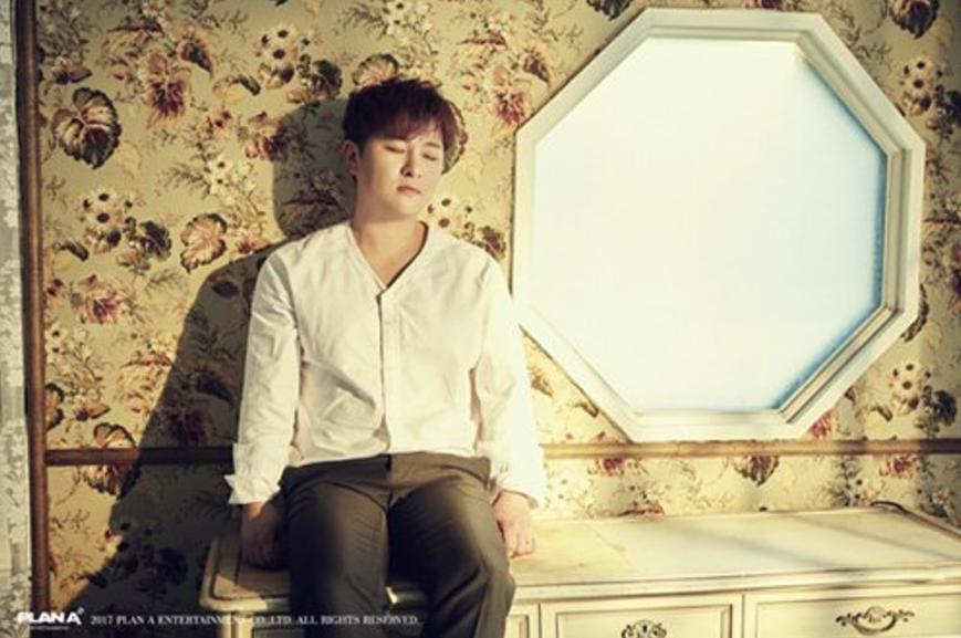 [Actualizado] Huh Gak lanza nuevas imágenes teaser para su 5to mini álbum