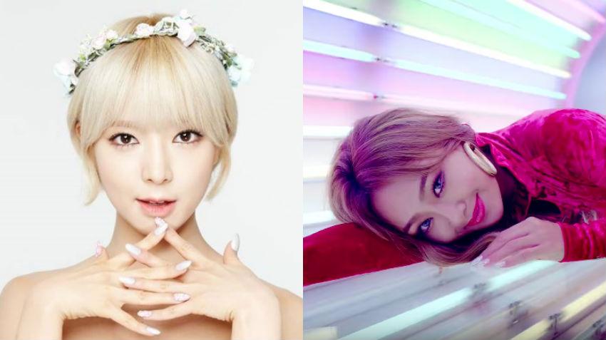 Choa de AOA comparte que le impactó las habilidades vocales de Hyorin de SISTAR