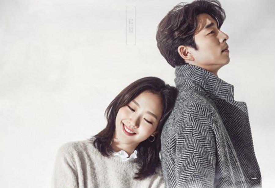 """Las estrellas de """"Goblin"""", Gong Yoo y Kim Go Eun, dominan las listas de índices de reputación de enero"""