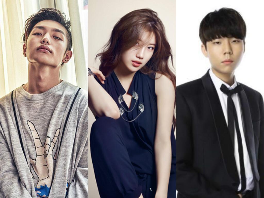 Sam Kim y Jung Seung Hwan hablan sobre colaborar con Suzy