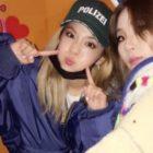 Sandara Park y CL pasan tiempo en la sala de juegos en divertidas fotos