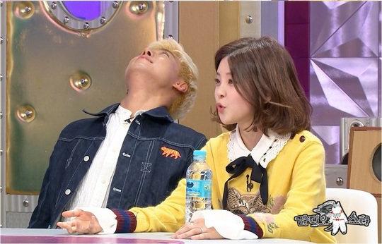 Heyne revela cómo es que Kangnam causó que Yeeun y Jeong Jinwoon pelearan una vez