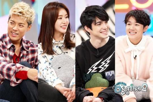 """Kangnam, Cao Lu de FIESTAR y más aparecerán como invitados en """"Hello Counselor"""""""