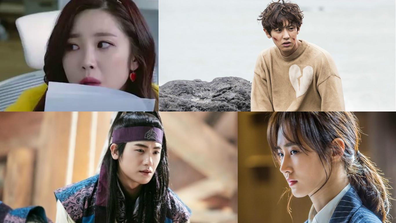 Los ídolos actores que no debes dejar de ver en el 2017