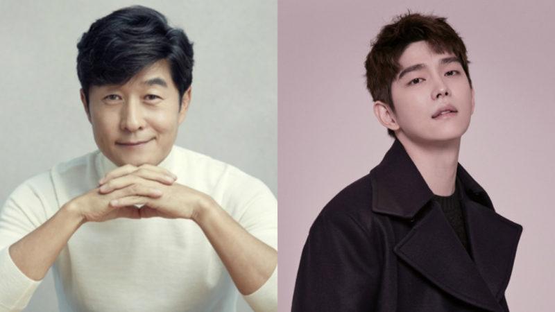 Kim Sang Joong bromea al decir que encontró difícil trabajar con Yoon Kyun Sang por una razón