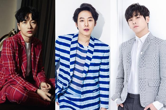 Hoya de INFINITE, Lee Dong Hwi y Kim Dong Wook confirmados para el elenco de nuevo drama