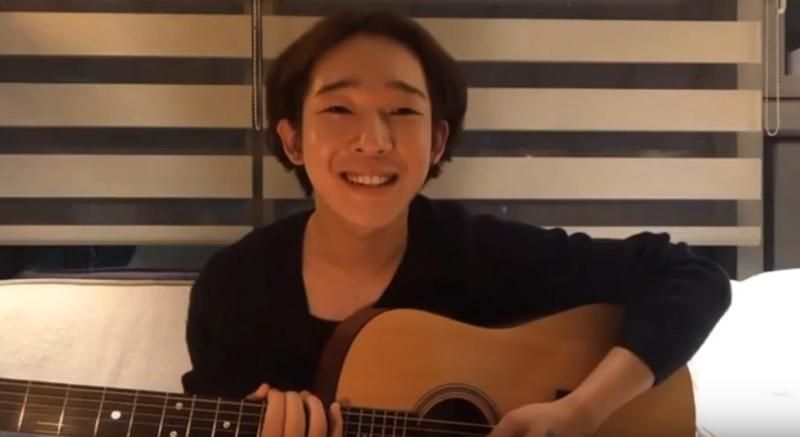 Nam Tae Hyun se reúne con sus fans por primera vez en meses a través de una transmisión en vivo de Instagram