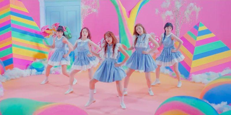 """Red Velvet descubre impresionantes mundos de fantasía en el MV de """"Rookie"""""""