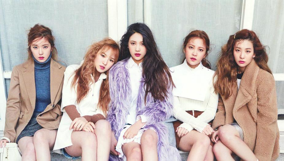 Red Velvet compartió lo que hicieron durante las festividades del año nuevo lunar