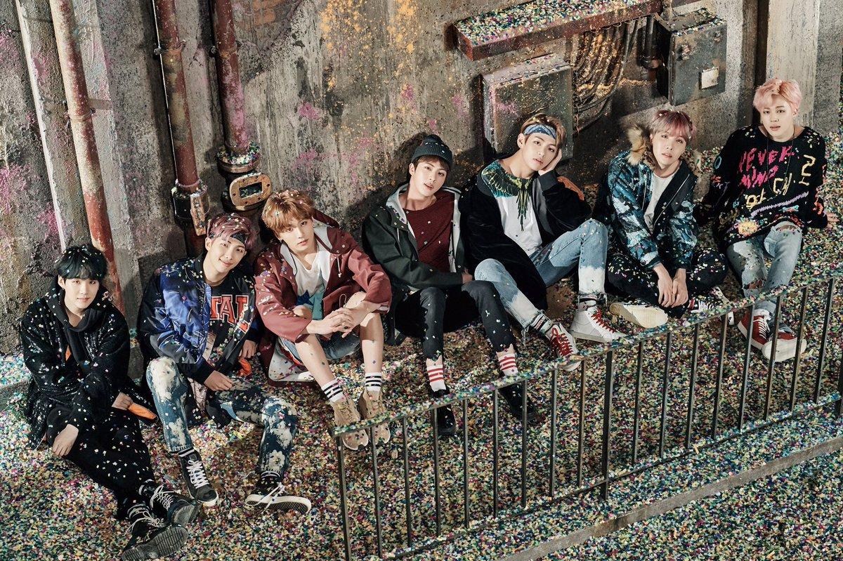 """BTS revela las primeras fotos conceptuales para """"You Never Walk Alone"""""""