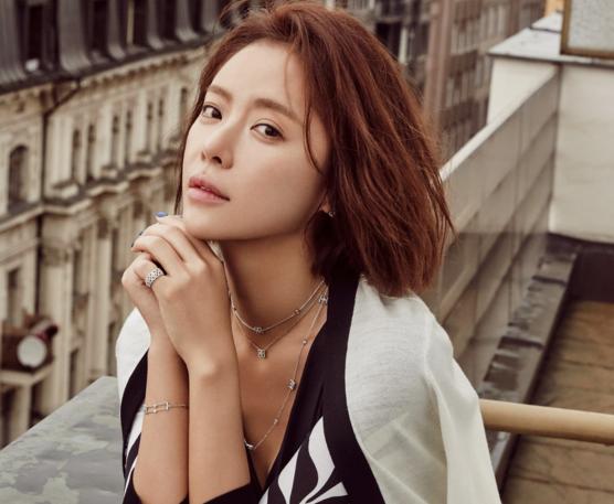 La actriz Hwang Jung Eum revela estar embarazada