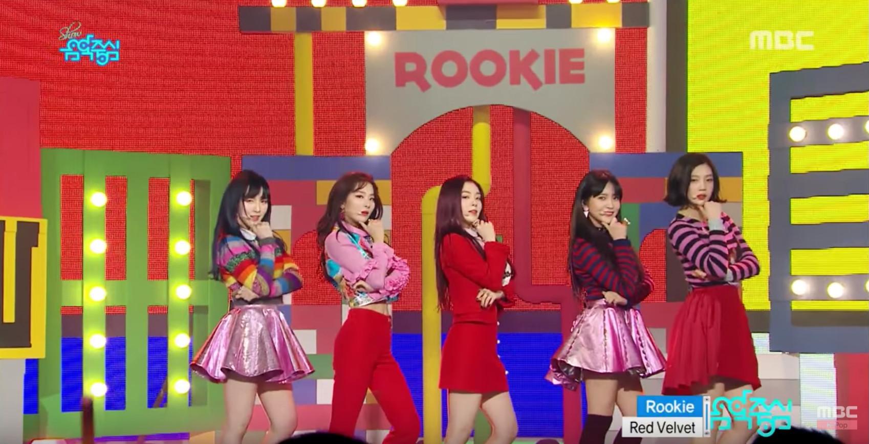 """Actuaciones de Red Velvet, Seohyun, AOA y más en """"Music Core"""""""