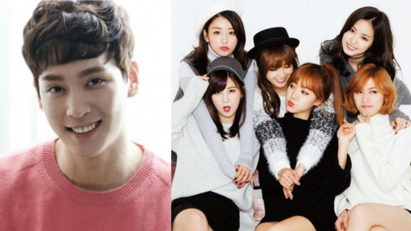 """Choi Tae Joon no puede controlar a las """"cuñadas Apink"""" en """"We Got Married"""""""