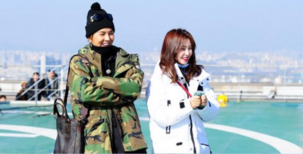 """""""Flower Crew"""" revela imágenes adelanto para su episodio con Song Mino de WINNER y Cao Lu de FIESTAR"""