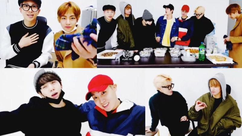 """BTS celebra que es el primer grupo coreano en ganar 4 millones de seguidores en """"V Live"""""""