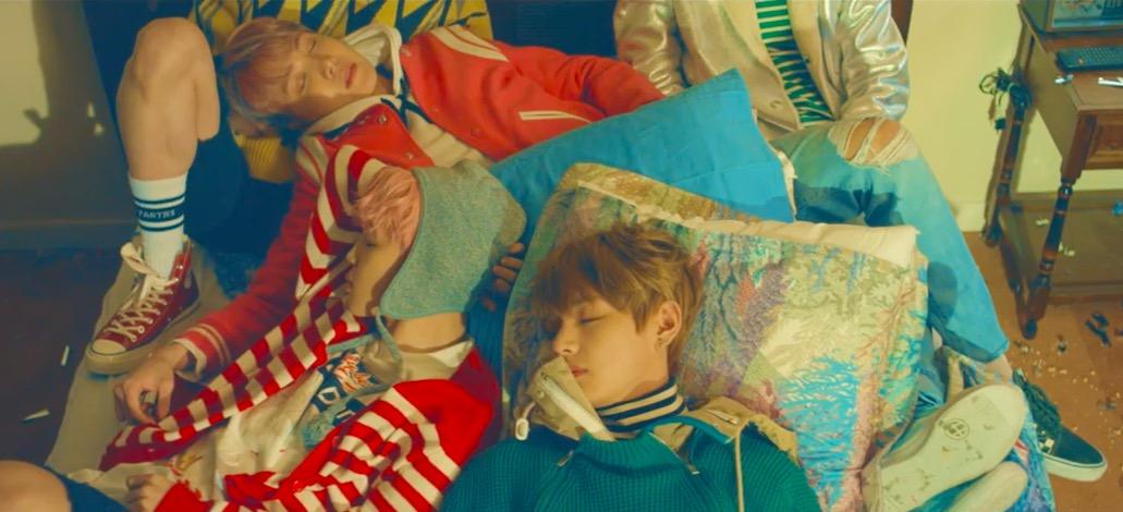 """BTS publica un bonito teaser para el vídeo musical de """"Spring Day"""""""