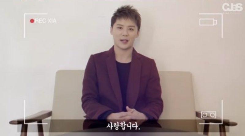 Kim Junsu de JYJ expresa su gratitud y amor en video de despedida previamente a su alistamiento