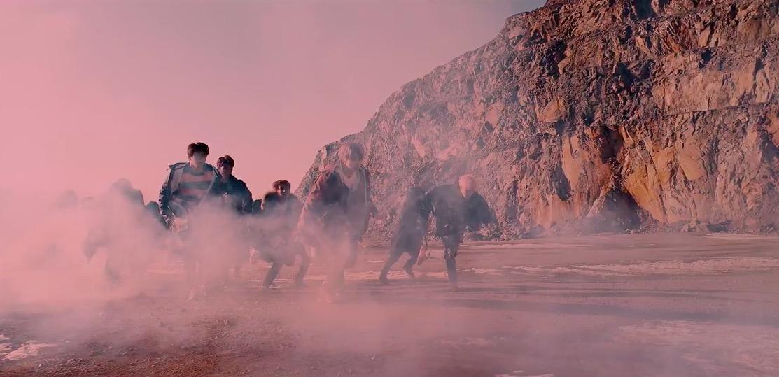 """BTS sorprende con un intenso vídeo teaser para """"Not Today"""""""