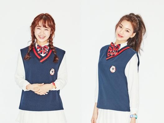 Choi Yoojung y Kim Doyeon viajarán a EEUU antes de su debut en 2017