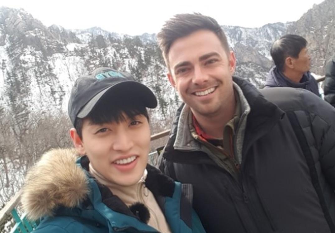 Eli de U-KISS presentará un especial de NBC junto a Jonathan Bennett por las Olimpiadas de Pyeongchang 2018