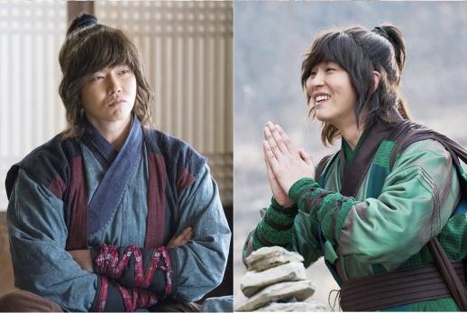 """Se revelan imágenes de Yoon Kyun Sang en el próximo episodio de """"Rebel: Thief Who Stole The People"""""""