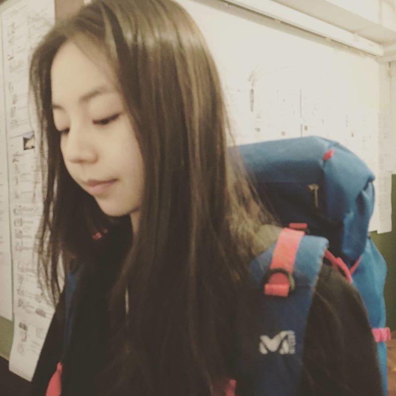 Ahn Sohee abre su propia cuenta de Instagram