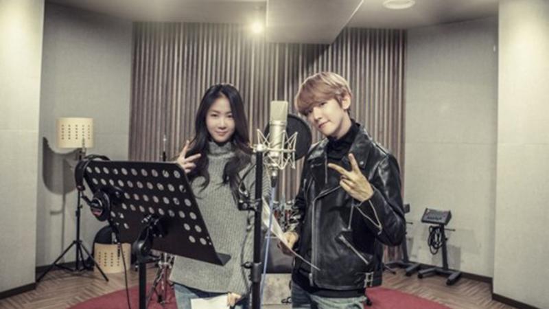 Soyou de SISTAR habla de estar agradecida con Baekhyun de EXO
