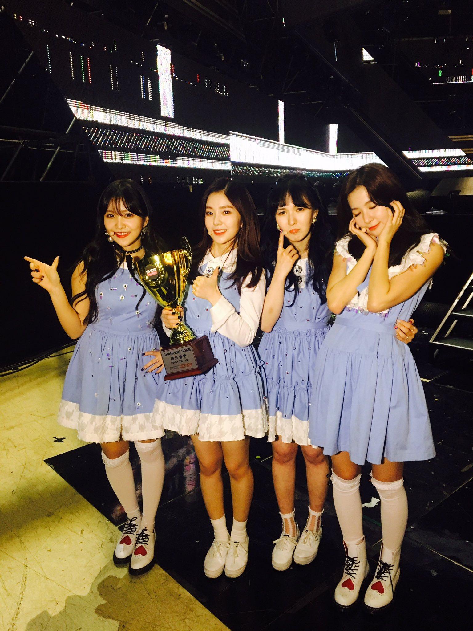 """Red Velvet obtiene sexta victoria con """"Rookie"""" en """"Show Champion"""" – Presentaciones de NCT Dream, NCT 127, SF9 y más"""
