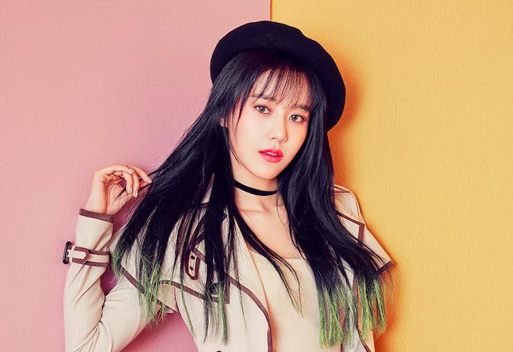 """Hyejeong de AOA podría unirse a la novena temporada de """"SNL Korea"""""""