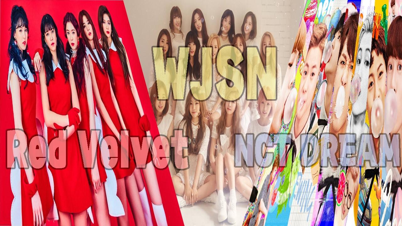 """Red Velvet, Cosmic Girls, NCT DREAM y más en """"Music Core"""""""