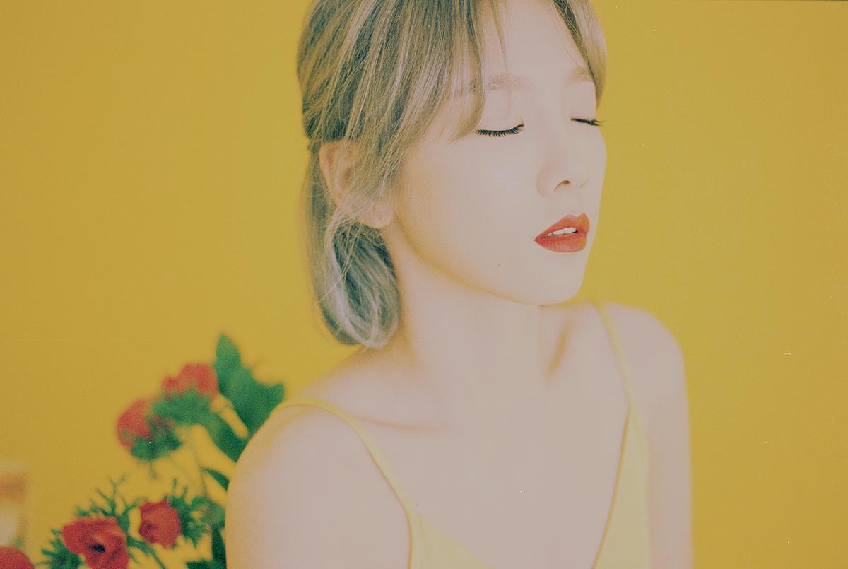 Taeyeon de Girls' Generation luce radiante en nuevas imágenes teaser
