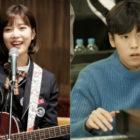 """""""The Liar And His Lover"""" publica imágenes de Joy de Red Velvet y Lee Hyun Woo como músicos"""