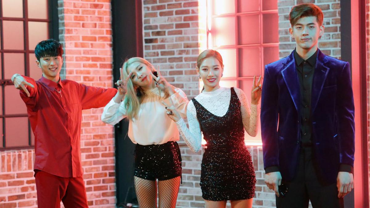 K.A.R.D habla sobre su popularidad en el extranjero y de ser el único grupo ídolo mixto del K-Pop