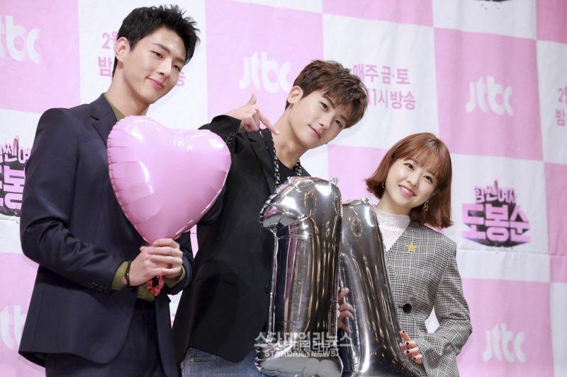 Park Hyung Sik y Ji Soo solo tienen alabanzas hacia Park Bo Young