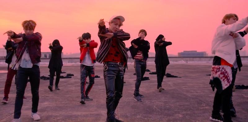 "El video musical de ""Not Today"" de BTS logra otro récord"