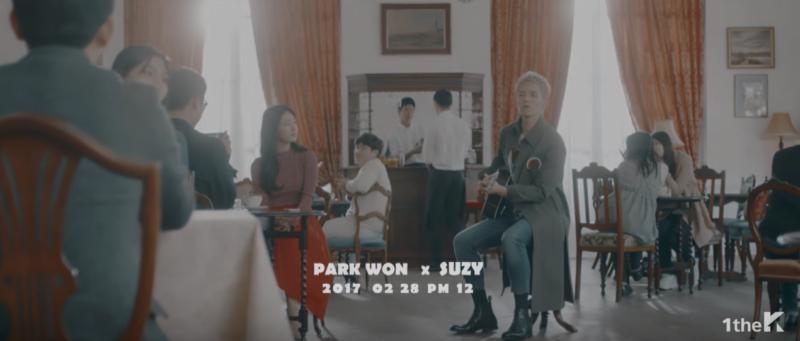 La agencia de Park Won comparte cómo es que su colaboración con Suzy sucedió