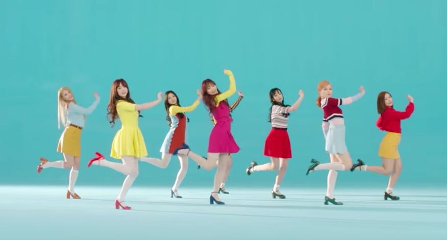 """Lovelyz pregunta """"R U Ready?"""" con el MV de """"WoW"""""""