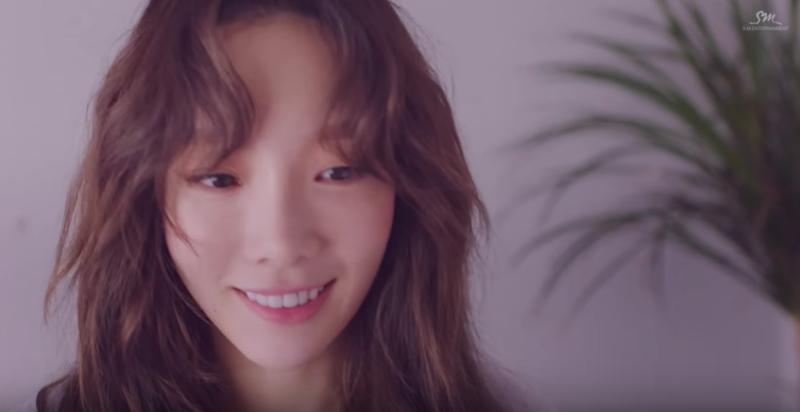 """Taeyeon de Girls' Generation revela el teaser de la melancólica y dulce historia del MV de """"Fine"""""""