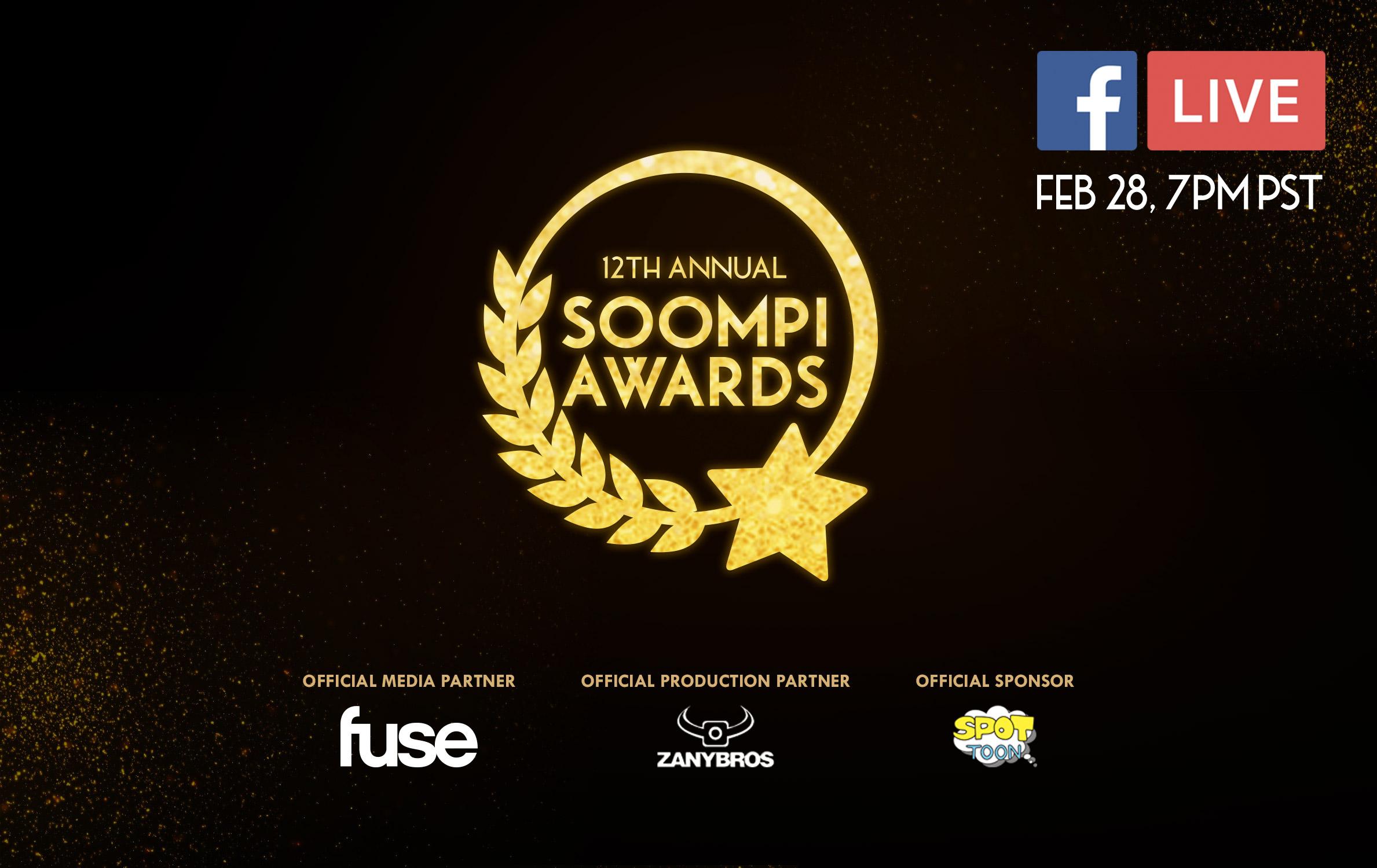 Marca tu agenda: Sintoniza el anuncio de los ganadores de Soompi Awards EN VIVO (y gana premios)