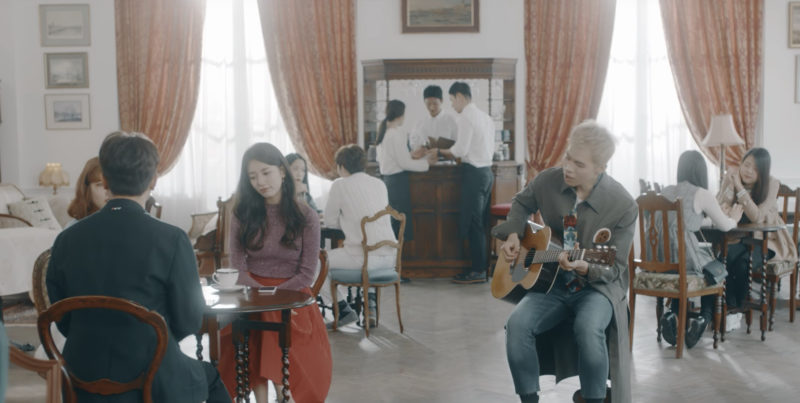 "Suzy y Park Won derriten corazones con sus dulces voces en el video musical ""Don't Wait For Your Love"""