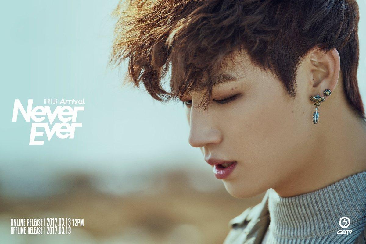 """JB de GOT7 protagoniza nuevas imágenes teaser y clip para """"Never Ever"""""""