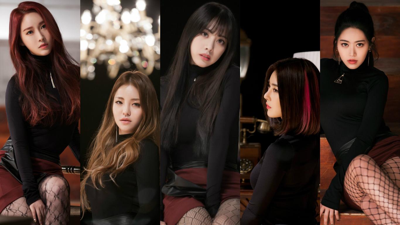 """El MV teaser de Brave Girls para """"Rollin"""" es calificado para mayores de 19"""