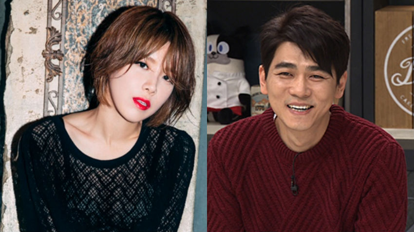 "La humorista Jang Do Yeon y el actor Choi Min Yong son la nueva pareja de ""We Got Married"""