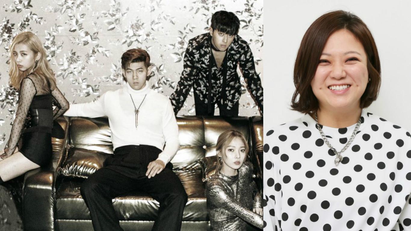 Jeon Jiwoo de K.A.R.D sugiere que Kim Sook debería ser su siguiente carta oculta