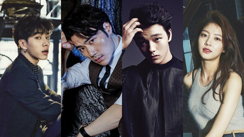 Lee Gi Kwang de Highlight se une a Kim Kang Woo y Yeo Jin Goo en un nuevo drama de ciencia ficción